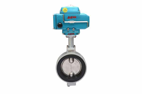 Electrical motorized operated butterfly valve motorized for Motor operated butterfly valve